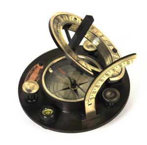 Ship's Sundial Compass - The Portsmouth Sundial Thumbnail 1