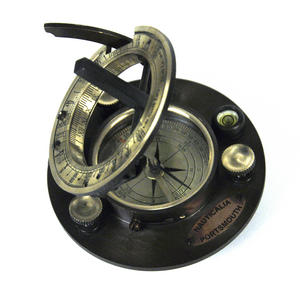 Ship's Sundial Compass - The Portsmouth Sundial Thumbnail 2