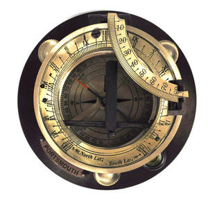Ship's Sundial Compass - The Portsmouth Sundial Thumbnail 8