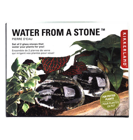 Water From A Stone - House Plants Easy Irrigation Kit