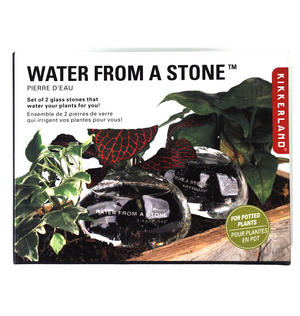 Water From A Stone - House Plants Easy Irrigation Kit Thumbnail 1