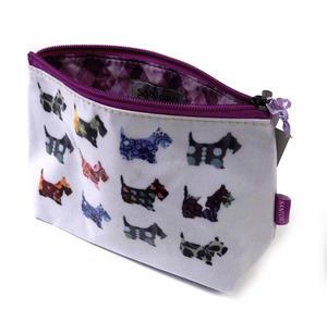 Scottie Dogs Make Up Bag / Wash Bag Thumbnail 2