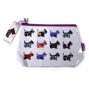 Scottie Dogs Make Up Bag / Wash Bag Thumbnail 3
