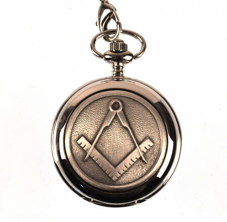 Masonic Pocket Watch - Plain