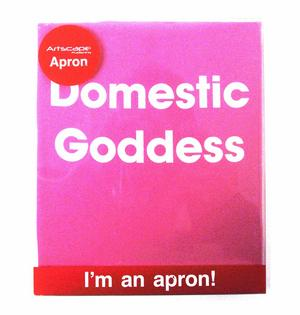 Domestic Goddess Apron Thumbnail 2