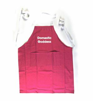 Domestic Goddess Apron Thumbnail 1