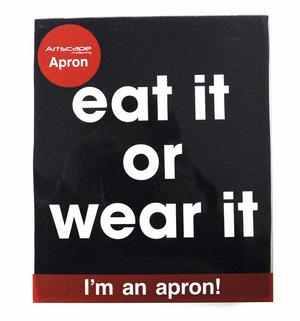 Eat It Or Wear It Apron Thumbnail 1