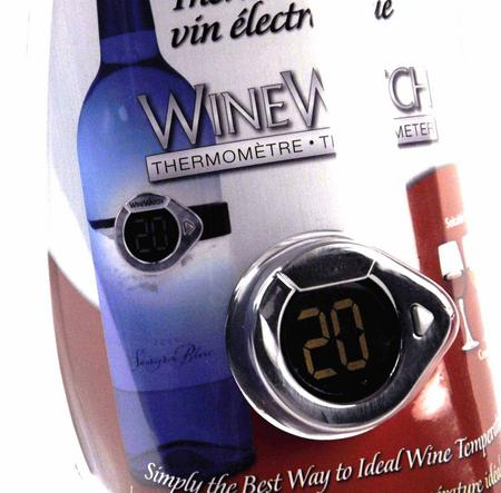 Wine Watch - Wine Thermometer
