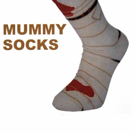 Mummy Socks