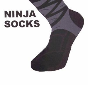 Ninja Socks Thumbnail 1