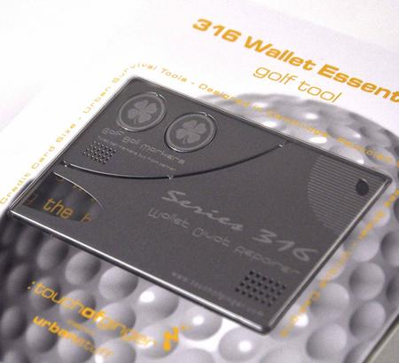 Wallet Essentials - Golf Tool