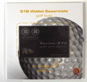 Wallet Essentials - Golf Tool Thumbnail 2