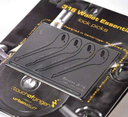 Wallet Essentials - Lock Picks