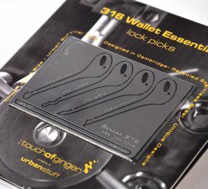 Wallet Essentials - Lock Picks Thumbnail 1