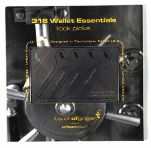 Wallet Essentials - Lock Picks Thumbnail 2