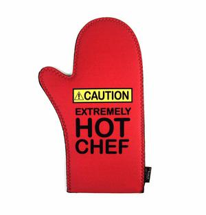 Oven Mitt - Extremely Hot Chef Thumbnail 1