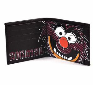 Animal Muppets Deluxe Wallet, Key Ring & Cufflinks Set Thumbnail 3