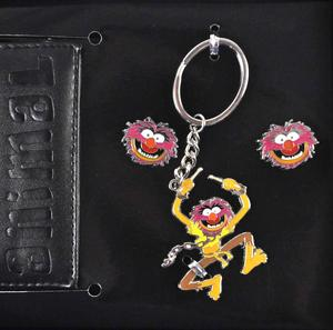Animal Muppets Deluxe Wallet, Key Ring & Cufflinks Set Thumbnail 5