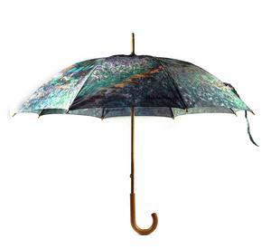 Monet's Garden Walker Umbrella Thumbnail 2