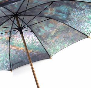 Monet's Garden Walker Umbrella Thumbnail 3