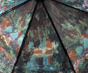 Monet's Garden Walker Umbrella Thumbnail 6
