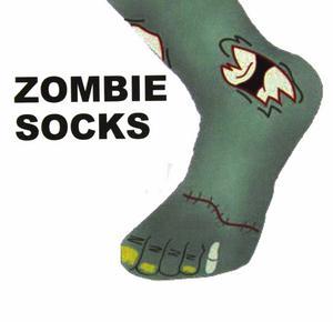Zombie Socks Thumbnail 1