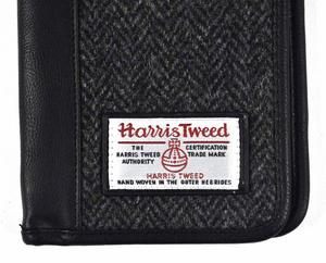 Harris Tweed Travel Documents Wallet / Organiser Thumbnail 5