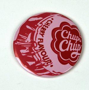 Chupa Chups Compact Handbag Mirror