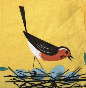 Robin Birdy Apron By Magpie Thumbnail 3