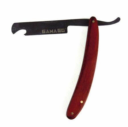 Close Shave Bottle Opener - Cut Throat Razor Bar Accessory