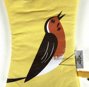 Robin Birdy Oven Mitt / Oven Glove By Magpie Thumbnail 3
