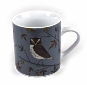 Owl - Forest Friends Magpie Mug Thumbnail 3