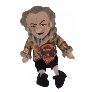 Johann Sebastian Bach Little Thinker Soft Toy - Plays Music Thumbnail 3