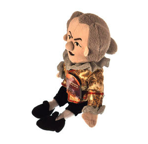 Johann Sebastian Bach Little Thinker Soft Toy - Plays Music Thumbnail 4