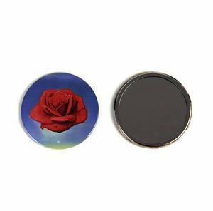 "Salvador Dali ""The Rose"" Compact Handbag Mirror Thumbnail 2"
