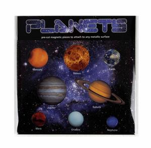 Magnetic  Planets -  Solar System Fridge Magnets Thumbnail 2
