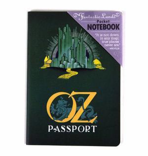 Oz Passport Deluxe Notebook Thumbnail 1