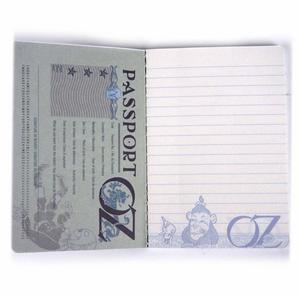 Oz Passport Deluxe Notebook Thumbnail 2