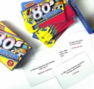 80's Trivia Game Thumbnail 3