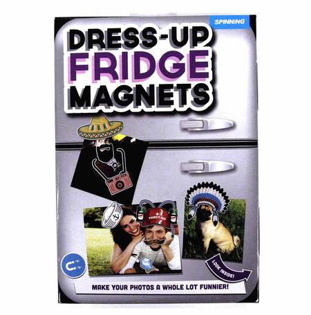 Dress Up Fridge Magnet Set - Doctor Your Photos!