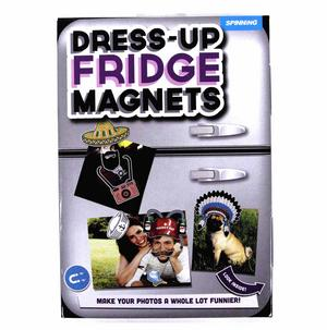 Dress Up Fridge Magnet Set - Doctor Your Photos! Thumbnail 1