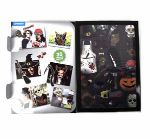 Dress Up Horror Fridge Magnet Set - Doctor Your Photos! Thumbnail 3