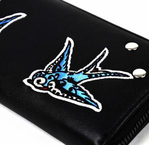 Bluebirds Wallet Thumbnail 2