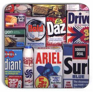 1970S British Shopping Coaster Set Thumbnail 2