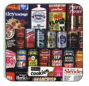 1970S British Shopping Coaster Set Thumbnail 6