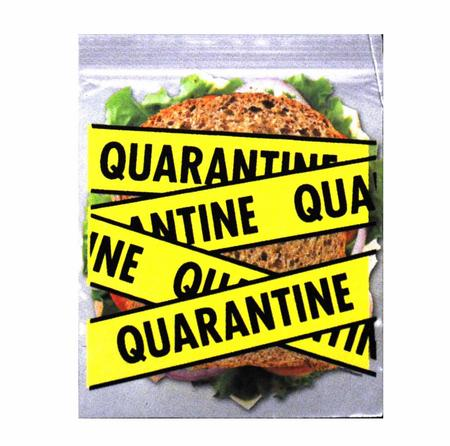 Crime Scene Food Bags - Quarantine & Crime Scene