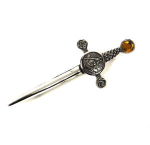 Masonic G Kilt Pin Thumbnail 3