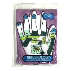 Reflexology Massage And Moisturise Gloves Thumbnail 2