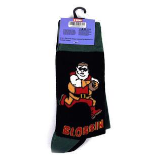 Fatman And Blobin Socks - 2 pairs Thumbnail 2