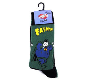 Fatman And Blobin Socks - 2 pairs Thumbnail 3